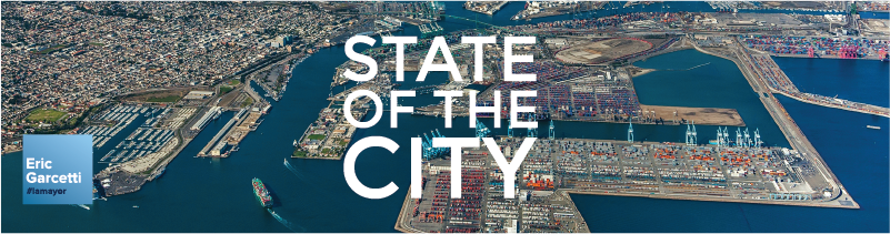 Watch the State of the City Address Live at 5 p.m.