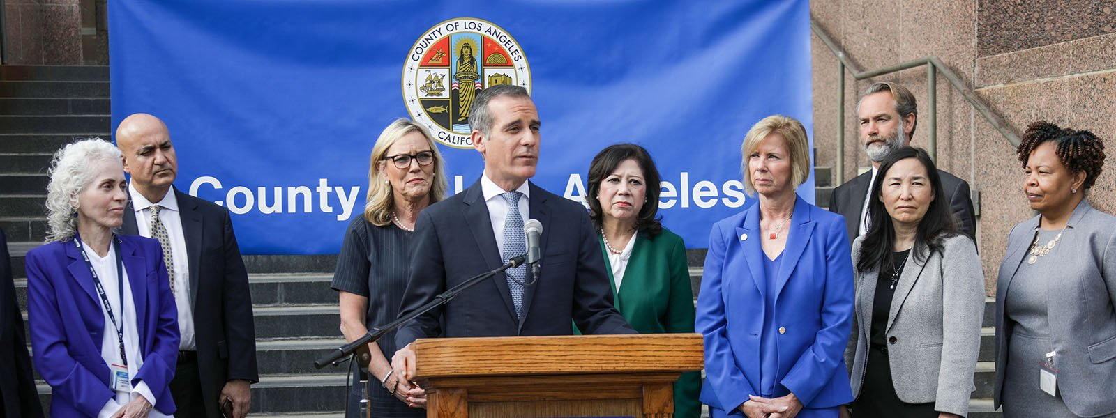 California & City of Los Angeles Declare Coronavirus Official Emergency